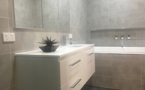 Bathroom Renovation - Geurie