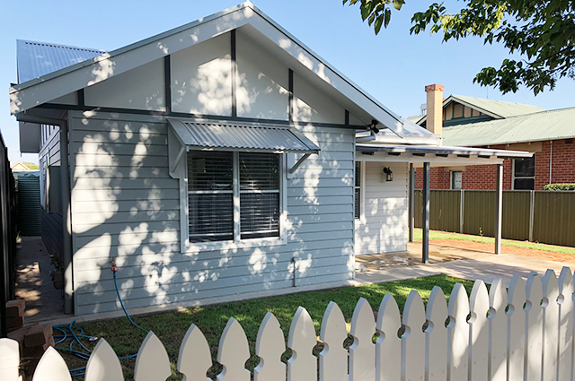 New 2 Bedroom house in Central Dubbo